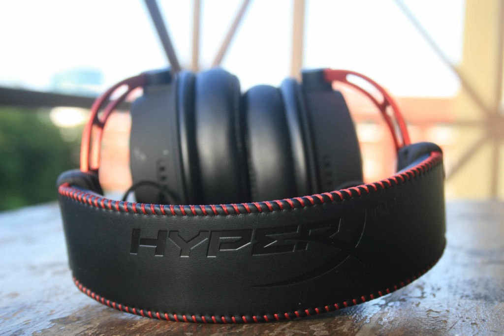 HyperX Cloud Alpha Bügel